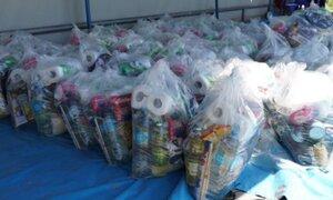 Arequipa: 3 municipios entregaron canastas a personas que figuran como fallecidas