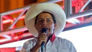 Artistas en contra de la decisión de Castillo con cerrar programas de entretenimiento