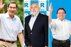 Estos son los 10 candidatos al Congreso por Lima más votados