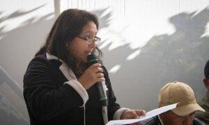 Yanina Poveda, candidata al Congreso falleció a causa del COVID-19