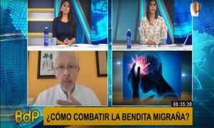 ¿Cómo combatir la bendita migraña?