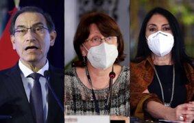 Vacunagate: Congreso aprueba inhabilitar a Vizcarra, Mazzetti y Astete de la función pública