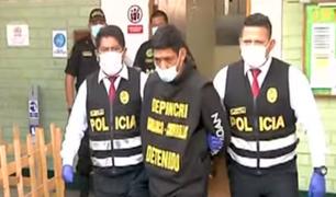 Identifican a organización criminal implicada en la muerte de policía de la Dirandro