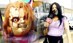 """Cuando la Cámara Ayuda: el """"Chucky"""" de los semáforos recibe ayuda de una famosa"""