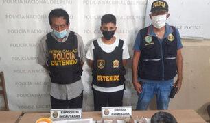 Callao: capturan a adulto mayor que se dedicaba a la venta de drogas