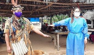Covid-19: nativos amazónicos serán inmunizados con vacuna de AstraZeneca