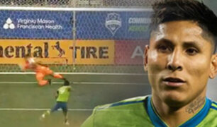 Ruidíaz falló penal para el Seattle Sounders en su debut en la MLS