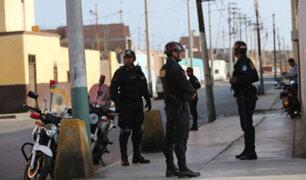 Callao: Policía que se resistió a asalto fue herido de bala en el pecho