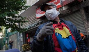 """Venezuela vuelve a la cuarentena """"radical"""" para contener  alarmante avance del coronavirus"""