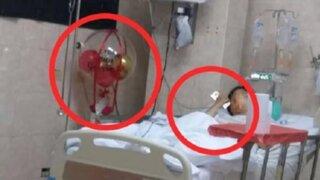 Contraloría investigará caso de paciente que habría sido favorecida con cama UCI