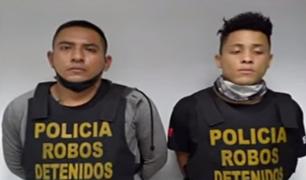 Cae peligrosa banda dedicada a robar vehículos y extorsionar a sus víctimas en SMP