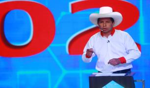 Segunda vuelta: Pedro Castillo propone eliminar las AFP