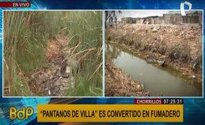 """Invasión en """"Pantanos de Villa"""": vecinos denuncian robos y violaciones en área natural"""
