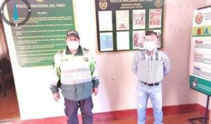 Cusco: capturan a alcalde de Colcha acusado por el delito de peculado