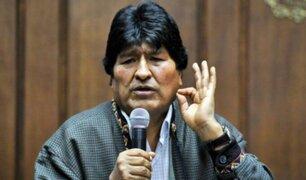 Analistas explican ¿cuál sería el interés de Evo Morales en apoyar candidatura de Pedro Castillo?