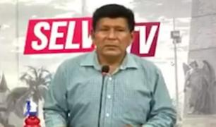 Iquitos: suspenden programa de Tv en el que se hizo apología al terrorismo