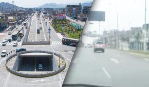 """Lima Sur: Así fluye el tráfico en la renovada avenida """"Los Héroes """""""