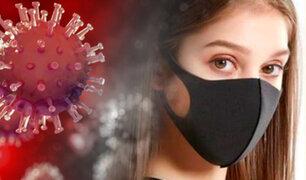Chile: crean mascarillas con cobre que puedan desinfectarse solas