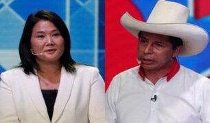 APP pide a candidatos Pedro Castillo y Keiko Fujimori firmar un acuerdo por la gobernabilidad