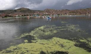 Inician obras para descontaminar lago Titicaca con 10 depuradoras de aguas residuales