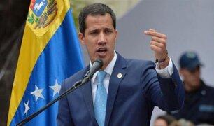 "Elecciones 2021: Juan Guaidó espera que Perú ""decida bien por la democracia, por la libertad"""