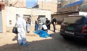 Chiclayo: obrero de construcción civil fue asesinado de cinco balazos por desconocidos