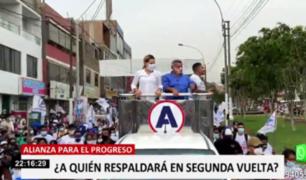 Keiko Fujimori o Pedro Castillo: ¿a quién apoyará APP en la segunda vuelta?