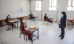 Ministro Cuenta: Nueve regiones analizan reabrir los colegios  entre mayo y junio