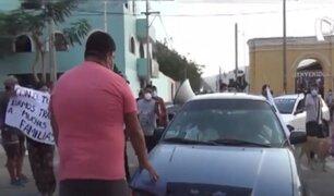 Lunahuaná: enfrentamientos por reactivación turística en medio de la pandemia de Covid-19