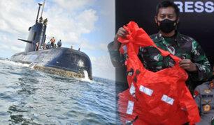 Confirman la muerte de los 53 tripulantes del submarino perdido en Indonesia