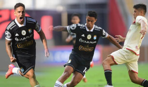 Sporting Cristal derrotó a Universitario por la mínina diferencia