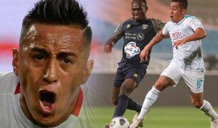 Christian Cueva: Al Fateh venció 4-3 a Al-Taawon en la Saudi Professional League