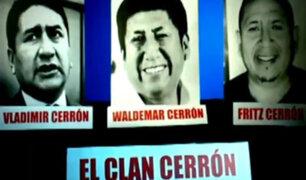 El clan Cerrón: su gestión en Junín estuvo marcada por la corrupción