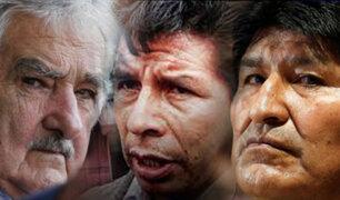Nexos internacionales: cercanías de Perú Libre con regímenes socialistas del siglo XXI