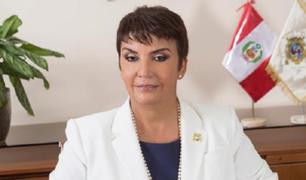 Fallece Elizabeth Canales, la vicerrectora académica de Pregrado de la UNMSM