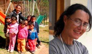 Asesinan a misionera italiana que atendía a niños y personas vulnerables en Chimbote