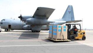 EsSalud envió seis plantas de oxígeno medicinal a cuatro regiones del país