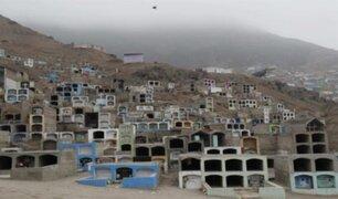 Comas: cementerios a punto de colapsar por exceso de fallecidos debido a la pandemia