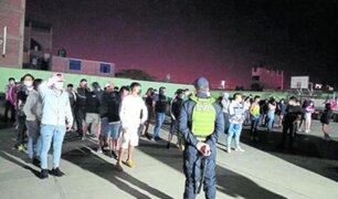 La Libertad: unas 500 personas fueron intervenidas el fin de semana en distintas fiestas Covid-19