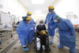 Pasco: Médicos salvaron al 80% de abuelitos que contrajeron COVID-19