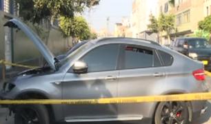 La Victoria: capturan a banda que robaba vehículos de alta gama