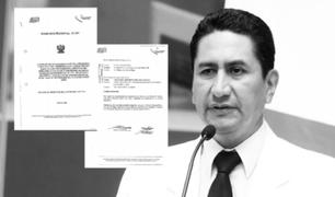 IDL Reporteros: los contratos de Vladimir Cerrón y los Quispe Palomino