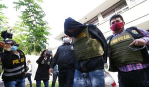 Loreto: ordenan prisión preventiva para dos policías acusados de extorsión