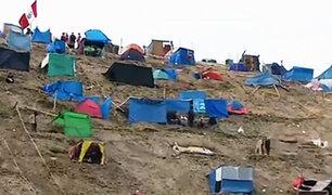 VES: Ejecutivo no reubicará a invasores de terreno de Lomo de Corvina