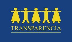 Segunda vuelta: Transparencia pide a postulantes centrarse en debates del JNE