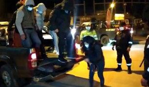 Fiestas covid en Huancavelica: más de 25 personas intervenidas por ir a este tipo de reuniones