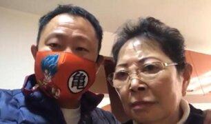 Kenji Fujimori aparece junto a su madre, Susana Higuchi, para respaldar candidatura de Keiko