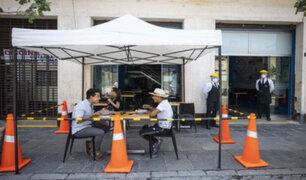 Más de 42 terrazas gastronómicas fueron implementadas en Lima y Cusco