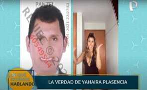 ¿Quién es el dueño del auto donde se escondió Yahaira Plasencia?