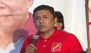 """Guillermo Bermejo: PNP y FF.AA. """"no tienen legitimidad"""" en lucha contra narcotráfico"""